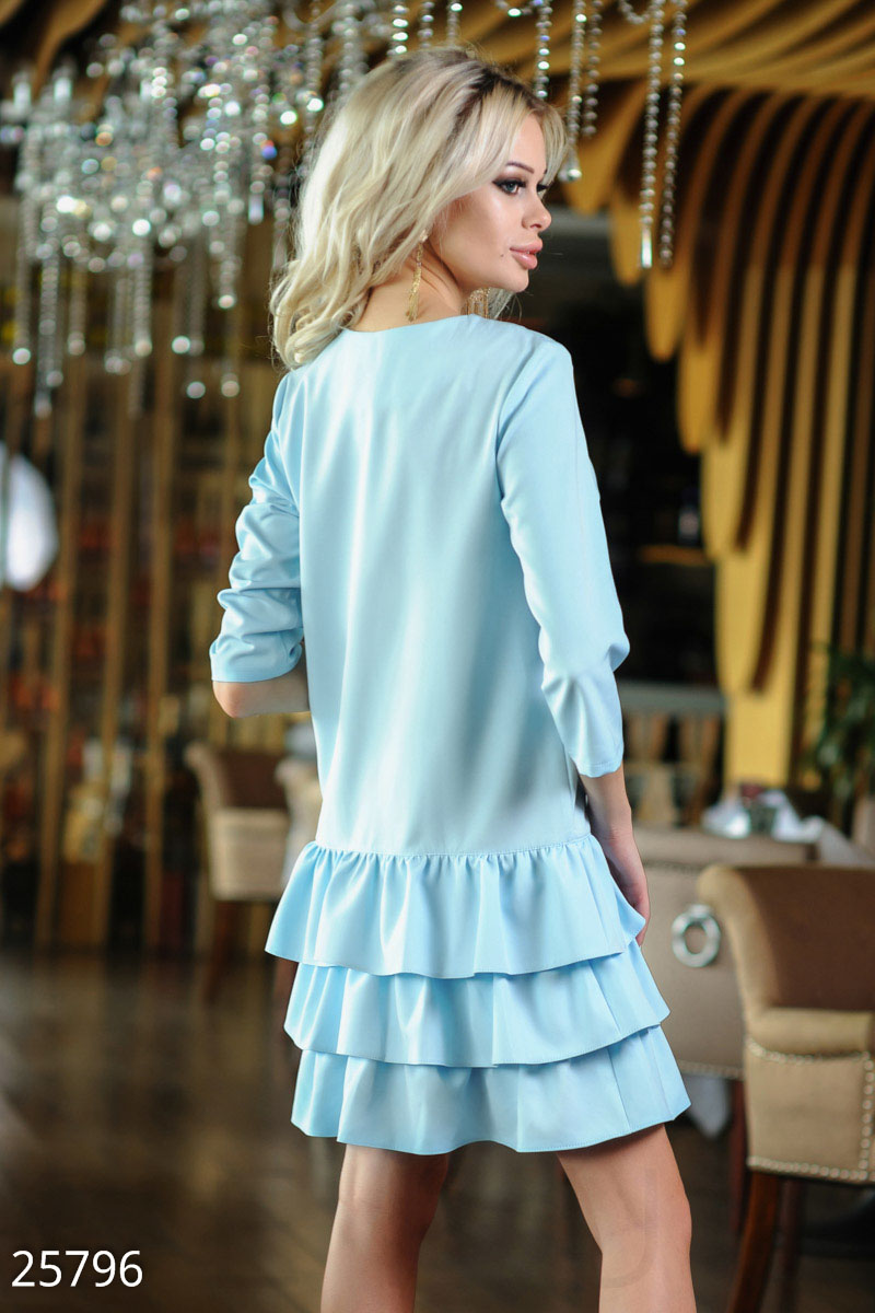 c70acf5c6d4 Esileht / Kleidid / Igapäevane kleit / Laineline kleit