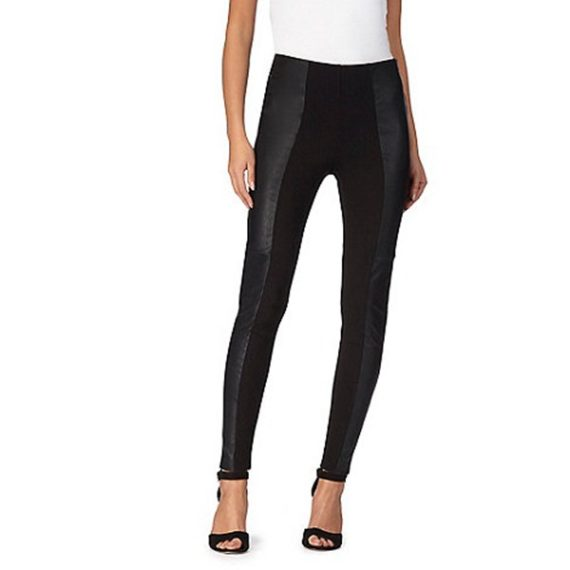 Ideal-leggings-star-by-julien-macdonald-panelled-black-for-women-new-1K7X