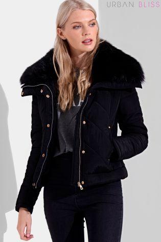 Urban-Bliss-Short-Padded-Fur-Trim-Jacket-Designer-Online-Discount-LXYWZPD_789